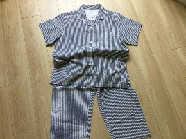パジャマ上下の画像