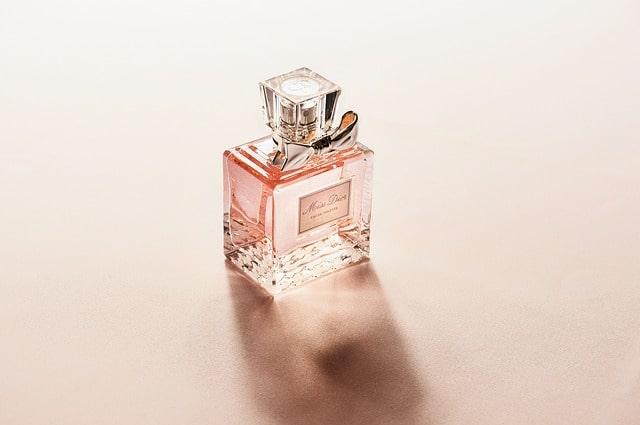 ディオールの香水の画像