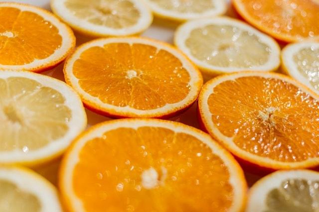 柑橘類の画像